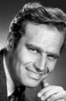 Photo Charlton Heston