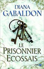 Couverture Le Prisonnier écossais - Lord John, tome 4