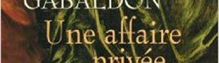 Couverture Une affaire privée - Lord John, tome 1