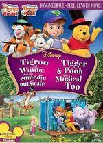 Affiche Tigrou et Winnie, la comédie musicale