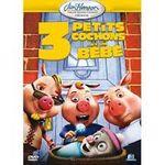 Affiche 3 cochons et un bébé