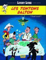 Couverture Les Tontons Dalton - Les Aventures de Lucky Luke d'après Morris, tome 6