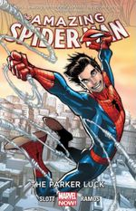 Couverture Amazing Spider-Man, tome 1
