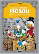 Couverture La Grande épopée de Picsou, tome 5