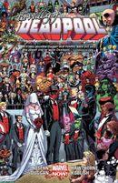 Couverture Le Mariage de Deadpool - Deadpool (2013), tome 5