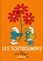 Couverture 1958-1966 - Les Schtroumpfs : L'Intégrale, tome 1