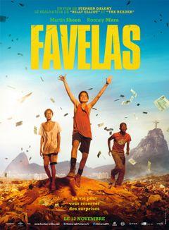Affiche Favelas