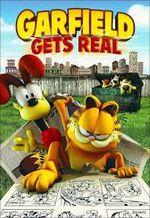 Affiche Reviens,  Garfield