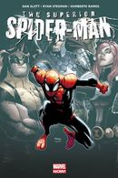 Couverture La Force de l'Esprit  - Superior Spider-Man, tome 2