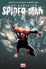 Couverture La Force de l'Esprit  - Superior Spider-Man, tome 2