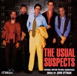 Pochette The Usual Suspects (OST)