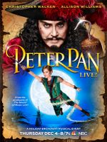 Affiche Peter Pan Live !