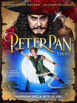 Affiche Peter Pan Live !