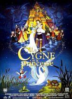 Affiche Le Cygne et la Princesse