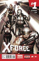 Couverture X-Force (2014 - 2015)