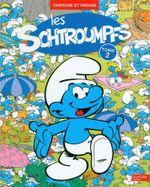 Couverture Cherche et Trouve - Les Schtroumpfs, tome 2