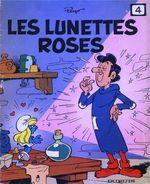 Couverture Les Lunettes Roses - Les Schtroumpfs (Téléschtroumpfs), tome 4