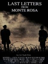 Affiche Last Letters from Monte Rosa
