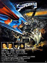 Affiche Superman II