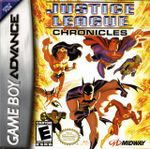 Jaquette Justice League : Chronicles