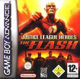 Jaquette Héros de la Ligue des justiciers : Flash