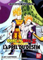 Jaquette Dragon Ball Z : L'Appel du destin