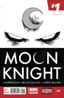 Couverture Moon Knight (2014 - Present)
