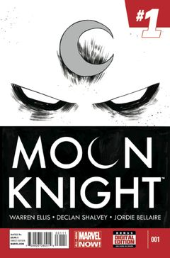 Couverture Moon Knight (2014 - 2015)