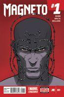 Couverture Magneto (2014 - 2015)