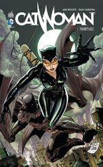 Couverture Indomptable - Catwoman, tome 3
