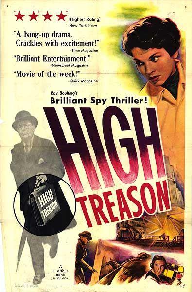 Haute trahison film 1951 senscritique for Haute trahison