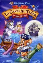 Affiche Tom et Jerry : La chasse au trésor