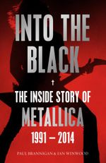 Couverture Into the Black