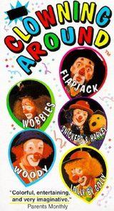 Affiche Clowning Around