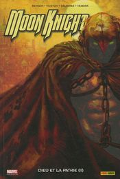 Couverture Dieu et la Patrie (II) - Moon Knight (2006), tome 4