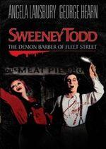 Affiche Sweeney Todd: The Demon Barber of Fleet Street