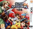 Jaquette Super Smash Bros. for 3DS