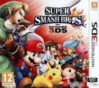 Jaquette Super Smash Bros. for 3DS