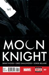 Couverture Blackout - Moon Knight (2014), tome 2