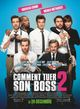 Affiche Comment tuer son boss 2
