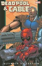 Couverture Deadpool & Cable : Ultimate Collection Volume 2