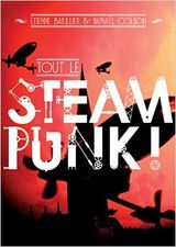 Couverture Tout le steampunk!