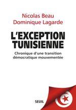 Couverture L'Exception tunisienne