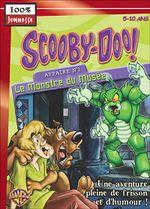 Jaquette Scooby-Doo ! Affaire n°1 : Le Monstre du musée
