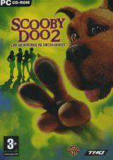 Jaquette Scooby-Doo 2 : Les monstres se déchaînent