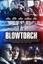 Affiche Blowtorch