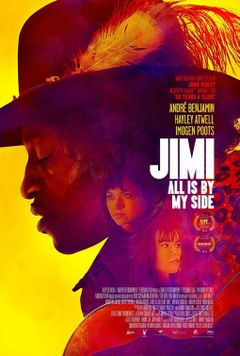 Affiche Jimi : All Is By My Side