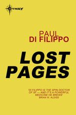 Couverture Lost Pages