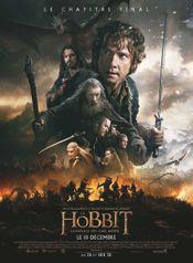 Affiche Le Hobbit : La Bataille des Cinq Armées