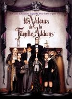Affiche Les Valeurs de la famille Addams